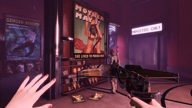 Burial At Sea Episode 2 arrives for BioShock Infinite