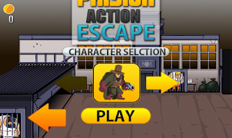 Screenshot of Prision Action Escape
