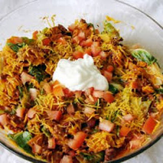 Taco Salad Doritos Catalina Dressing Recipes