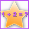 K Math 123 - Math for Kids icon