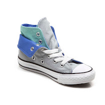 Converse Double High Top FOLD OVER HIGH TOPS
