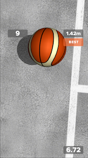 Basket Dribble - screenshot