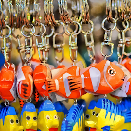 Keychains by Ferdinand Ludo - Artistic Objects Other Objects ( mactan cebu, duty free shop, keychains for sale )