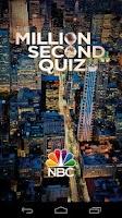 Screenshot of The Million Second Quiz