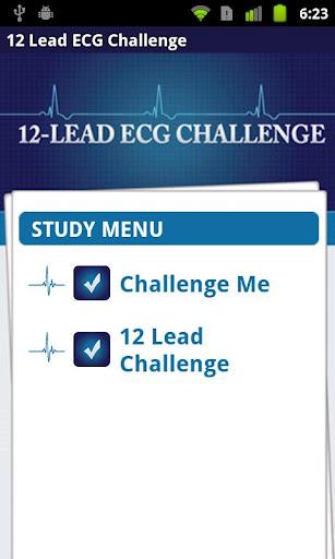 【免費醫療App】12-Lead ECG Challenge-APP點子