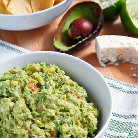 Blue Cheese Guacamole