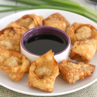 Fried Shrimp Wontons Recipes