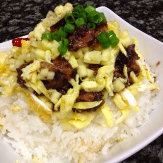 Bagoong Rice ala Thai in a Box