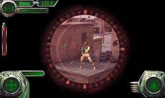 Screenshot of Death Shooting-Hunt leader