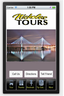 Nicholas Tours of Charleston - screenshot