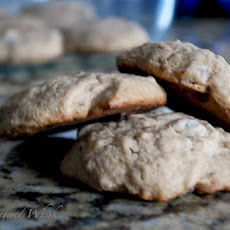 Soft and Chewy Chocolate Chip and Pecan Cookies