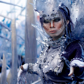 ICE QUEEN by Angga Photography - People Fashion