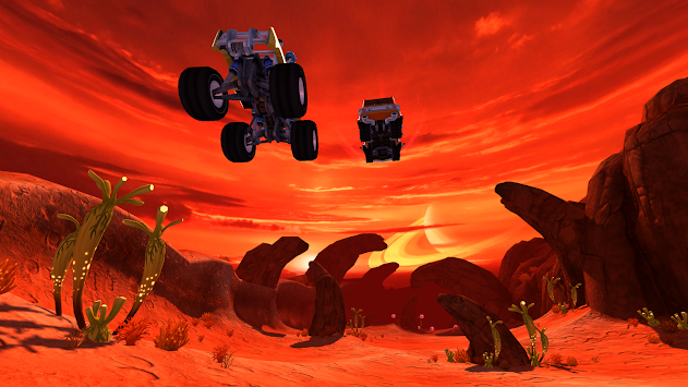 Beach Buggy Racing APK screenshot thumbnail 6
