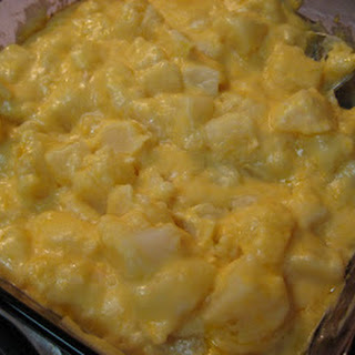 Cheese Potatoes In Foil Recipes