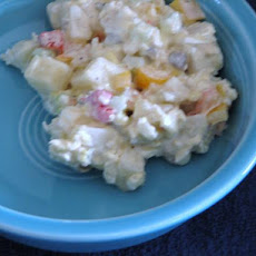 Bust Your Lips Southern Potato Salad