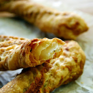 Cheddar Puff Pastry Recipes