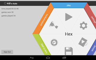 Screenshot of Hex