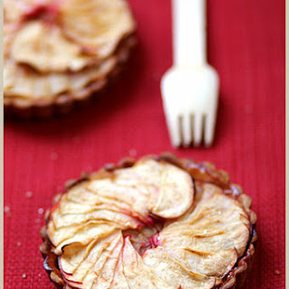 Apple and Quince Tartlets
