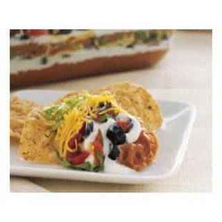 Layered Mexican Dip