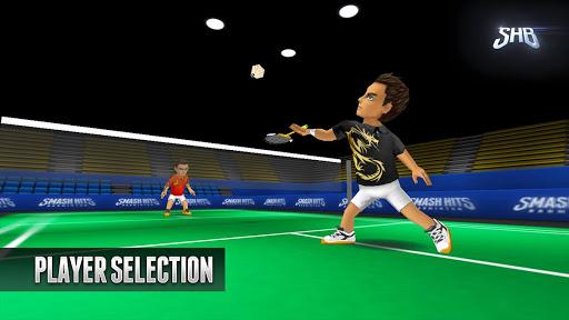 Smash Hits Badminton - screenshot