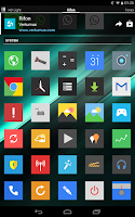 Screenshot of Rifon - Icon Pack