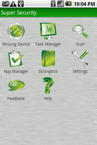 手機安全專家测试版