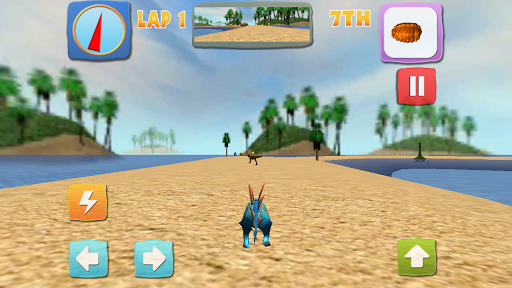Dino Dan: Dino Racer - screenshot