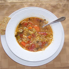 Hearty Root Veggie Soup
