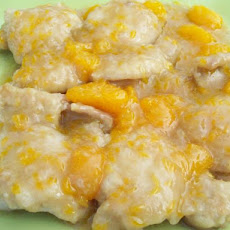 Asian-Style Chicken Mandarin