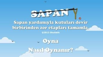 Screenshot of SAPAN