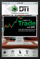 Screenshot of DTI Trader