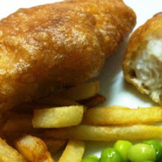 Crispy Batter for Fish & Chips