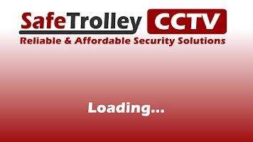 Screenshot of SafeTrolley CCTV HD