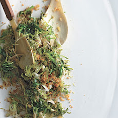 Sautéed Lemon Maple Frisée