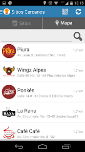 Alacarta App - A la carta app - screenshot