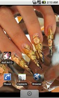 Screenshot of Nail Art Designs Set 1