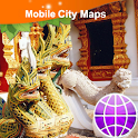 Chiangmai Street Map icon