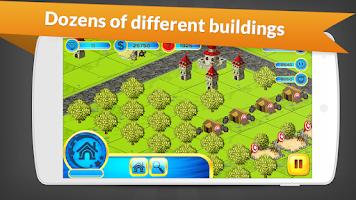 Screenshot of Kingdom Empire