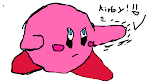 kirby! (40 mins - 1 hour of work time)
