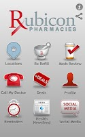 Screenshot of Rubicon Pharmacies