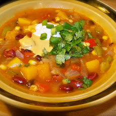 Spiced Mexican Squash Stew