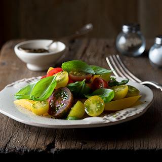Mango Basil Salad Recipes