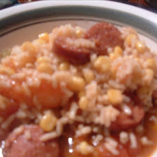 Healthy Gumbo (Dont know why its called gumbo)