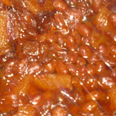 Real Old Fashion Oven Baked Beans