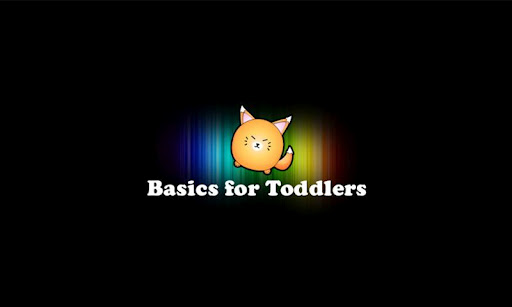 Basics for Toddlers Free