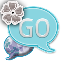 GO SMS THEME/SoftFlowers icon