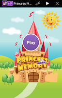 Screenshot of Little Princess - Kids Memory