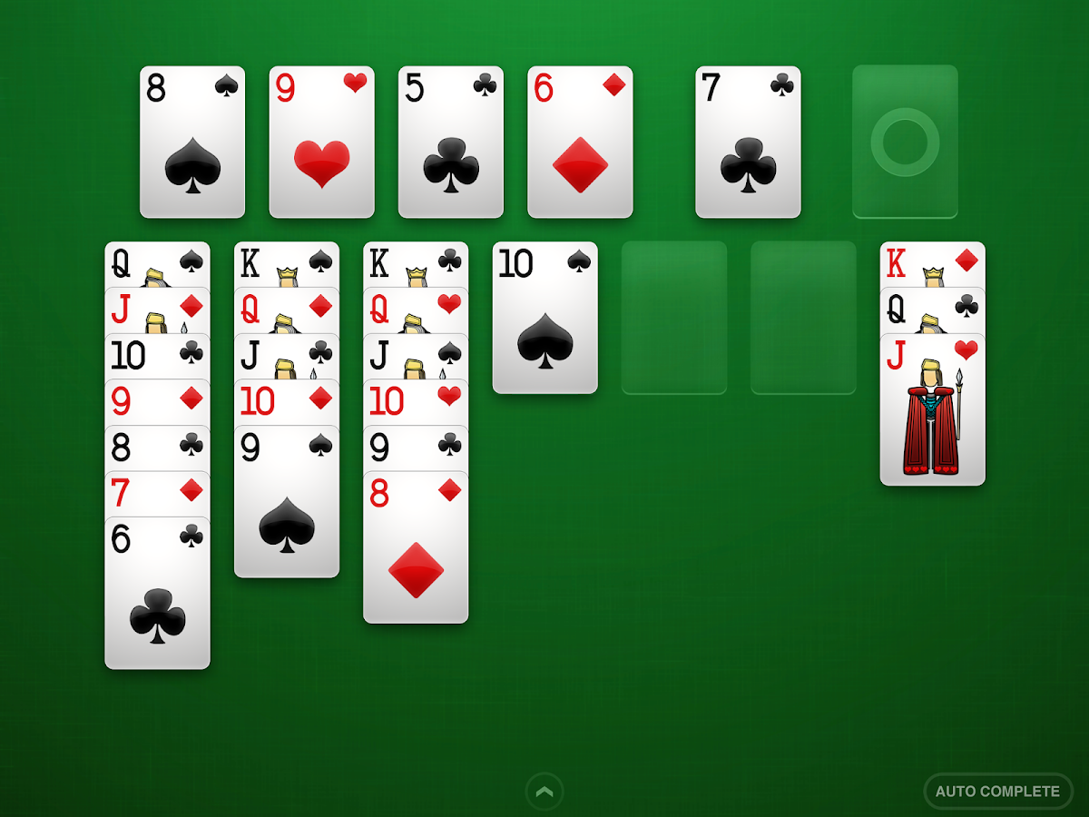 Solitaire Screenshot 11