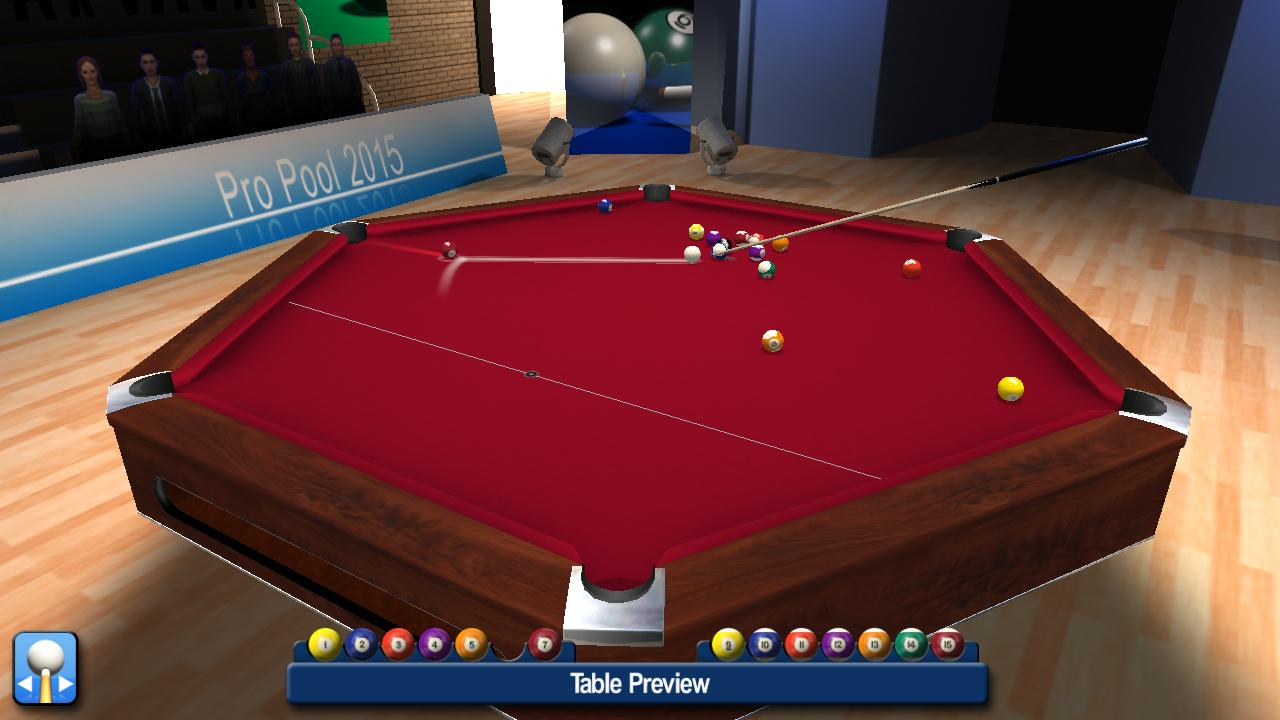 Pro Pool 2015 Screenshot 6