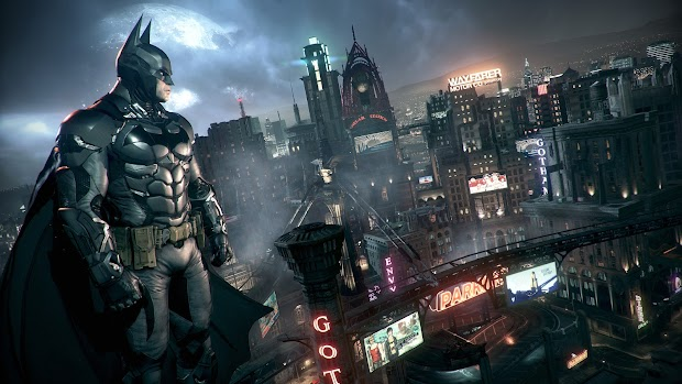 Batman: Arkham Knight footage from Sony's E3 presser was PC footage